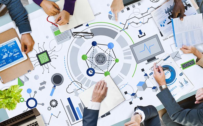 數位經濟時代企業的核心競爭力