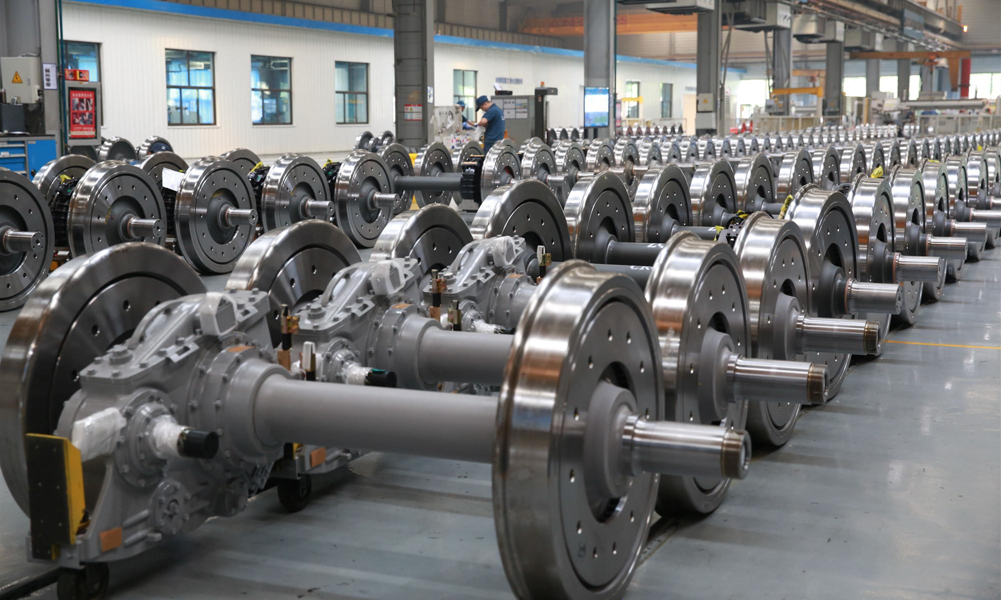 智奇铁路:打造数字工厂 创造新价值服务模式